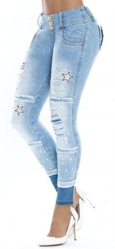 Jeans levanta cola WOW 86315