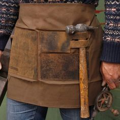 Are you interested in our personalised work apron? With our personalised leather apron you need look no further.