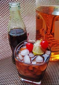 Cuba Libre, the classic rum and coke with a promise of a free Cuba. Three Guys. Hundreds of recipes. On the web since 1996.