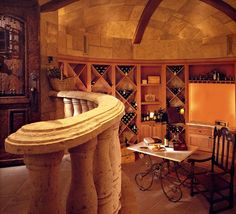 Tassels Twigs and Tastebuds: Wine Room for Winter Warming!!