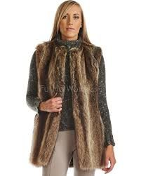 A fashion look from December 2014 featuring holiday blouses, raccoon fur vest and mustard skinny jeans. Browse and shop related looks. Fur Coat, Vest, Shoe Bag, Jackets, Stuff To Buy, Shopping, Collection, Women, Image