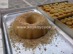 Doughnut, Food And Drink, Cooking Recipes, Sweets, Desserts, Kitchens, Greek Recipes, Tailgate Desserts, Deserts