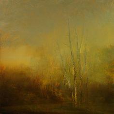 Maurice Sapiro, Birch Sunset