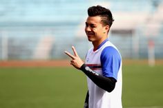 Charyl Chappuis Training 5/12/2014 in Manila Philippines