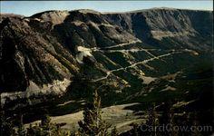 Beartooth Pass, Highway 212 Scenic Montana
