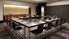The KOCHO banquet room provides an intimate setting perfect for meetings  and break-out sessions.  82eb6c85d