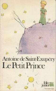 Couverture : Le Petit Prince