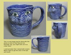 coiled mug - Google Search