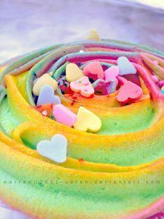 Cupcake :3 by Uoren on deviantART