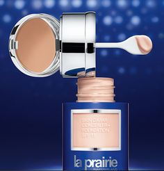 Do you want to learn about the most luxurious foundation ever? Here it is: http://www.advicesisters.com/beauty/la-prairie-caviar-foundation