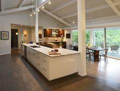 Grandin Residence - modern - kitchen - cincinnati - Drawing Dept