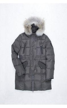 ookpik Winter Jacket Adelyna