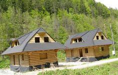Fotka #1: DREVENICE s pozemkom, 7471 m2, Motyčky okres Banská Bystrica, cena: 55.000 €