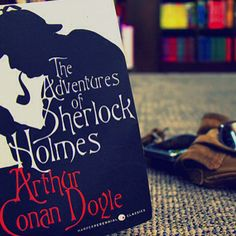 In case you didn't know, I have a thing for Sherlock Holmes.