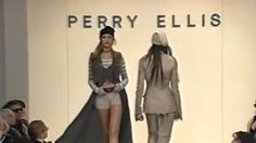 Perry Ellis Spring / Summer 1993 Runway Show
