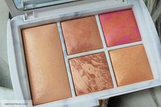 Hourglass ambient lighting edit | Surreal Light palette with swatches on mstantrum.com