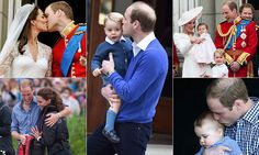 Prince William's best family moments with Kate, George and Charlotte