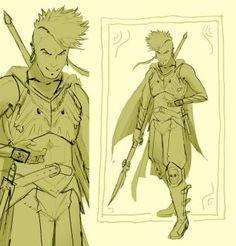Darkmage concepts by DarkKenjie