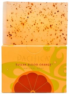 Dry Sensitive Eczema skin? Why not try Pacifica Tuscan Blood Orange Natural Soap? Pacifica Soap is a Gluten Free Natural Animal Cruelty free Vegan Soap Bar. In this delectable blend, juicy & spicy Blood Orange is offset with subtle Strawberry & Raspberry notes & grounded in fleshy Mandarin & Italian Sweet Orange. An orange connoisseur's dream. #Pacifica #Soap #SoapBar #Eczema #SensitiveSkin #DrySkin #Natural #Organic #Vegan #AnimalCrueltyFree.
