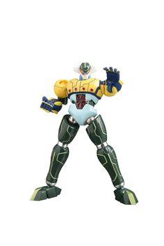 Evolution Toy Dynamite Action No. 1 EX: Kotetsushin Jeeg Ex Old Model Version...