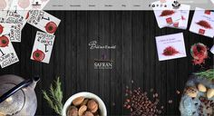 Web site saffron of Gruissan - South French spice