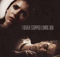 I never stopped loving them