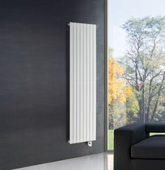 Electric radiator - two great views