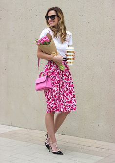 One Tee, Three Ways with Kate Spade New York - LivvyLand|Austin Fashion and Style Blogger
