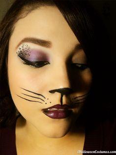 Trucco Halloween Sexy Dark Lady Makeup - Halloween Costumes 2013