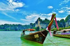 Railey's Bay, Thailand