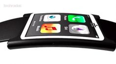 iWatch  Flexible, tough, thin, energy efficient, bright OLED