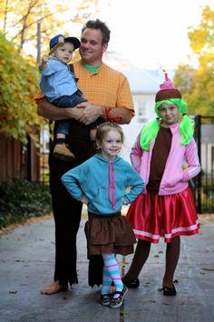 wreckit ralph family halloween costume contest at family halloween halloween costume contest and halloween costumes