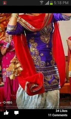 Punjabi suitshttps://www.facebook.com/beautagonal?ref=tn_tnmn