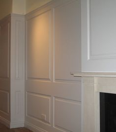 beaded wall panelling for stairs | stairs beading | pinterest