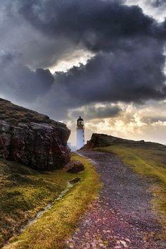 ~Melvaig, Scotland~