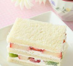 Japanese Summer Sandwiches