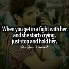 Dear boys if you cate fot your girl...