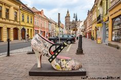 Alzbetina street. 21 Most Instagrammable Places in Kosice, Slovakia Most Beautiful Cities, Wonderful Places, Great Places, Places To Go, Day Trips From Vienna, Photo Walk, Amazing Buildings, Cool Cafe, Beautiful Architecture