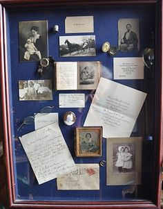 Vicki Lane Mysteries: Shadow Box Memories