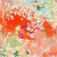"""Laura"" painting by Atlanta artist Michelle Aramas"