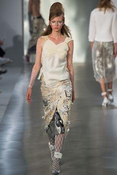 Maison Margiela Spring 2016 Ready-to-Wear Fashion Show - Katya Ledneva (Women)