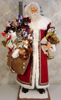 Welcome To Christmas, Christmas Craft Fair, Christmas Tree Decorations, Christmas Holidays, Christmas Ornaments, Santa Pictures, Christmas Pictures, Vintage Santa Claus, Vintage Santas