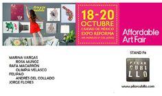 Exhibition in Mexico DF