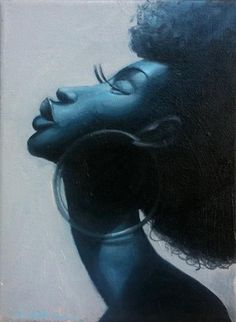 30 Stunning Black woman Paintings and Illustrations by Frank Morrison beautiful black women inspirational art Black Art Painting, Black Artwork, Woman Painting, Frank Morrison Art, Arte Black, Natural Hair Art, Natural Beauty, Afro Art, Black Women Art