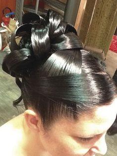 Fall Wedding Hairstyles, Big Bun, Big Hair, Updos, Marie, Grand Jour, Hair Beauty, Make Up, Hair Styles