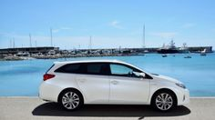 Nuova Toyota Auris Touring Sports