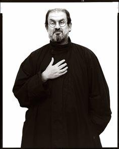 Salman Rushdie, writer, London, September 26, 1994 | Literature | PORTRAITS | Archive