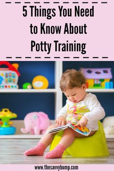 After potty training two toddlers, here are 5 things I think every mom needs to know. Toddler Potty Training, Potty Training Tips, Parenting Advice, Kids And Parenting, Mom Advice, Every Mom Needs, Infant Activities, Pregnancy Tips, Breastfeeding