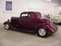 Ford : Other Street Rod Hot Rod 1934 Ford 3 Window - http://www.legendaryfinds.com/ford-other-street-rod-hot-rod-1934-ford-3-window-3/