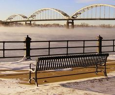 Davenport, Iowa - I have too many friends that I miss here. I lived here while I found myself and my purpose after I left my ex-husband. It will always hold a special place in my heart.